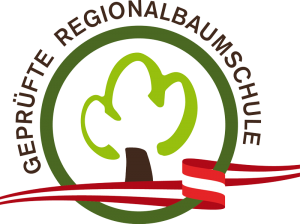 Logo Geprüfte Regionalbaumschule