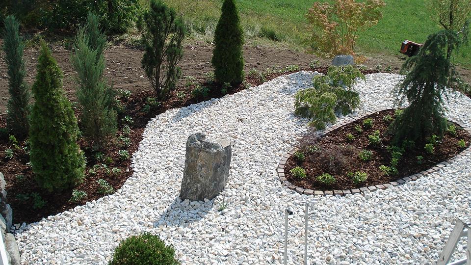 Gartenbau Beispiel