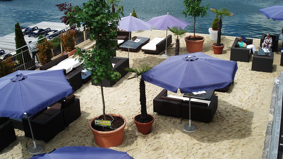 Beach Club am See